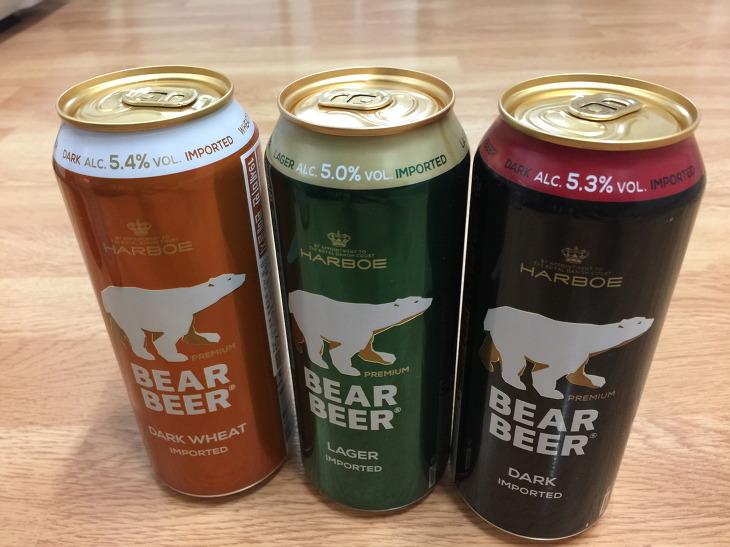 홈플러스 수입맥주 베어비어 BEAR BEER