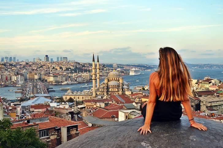 여성들이 더 좋아한다는 터키 이스탄불의 관광 명소 6곳