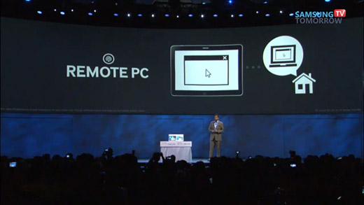 삼성전자, CES 2014, Press Conference, 갤럭시 노트 12.2 프로, 갤럭시탭 8.4 프로, 갤럭시탭 10.1 프로, 갤럭시탭 12.2 프로, 매거진 UI, webex, CISCO, e-미팅, 리모트 PC