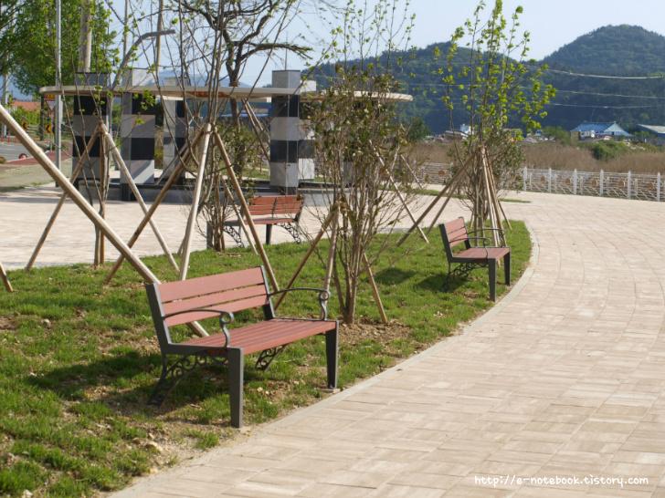 고성읍 수남리 생태공원4