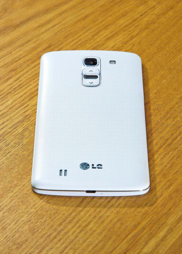 LG G프로2 디자인 사진 배포