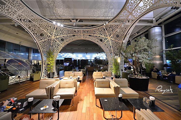 터키공항 터키항공 CIP 라운지 휴게실