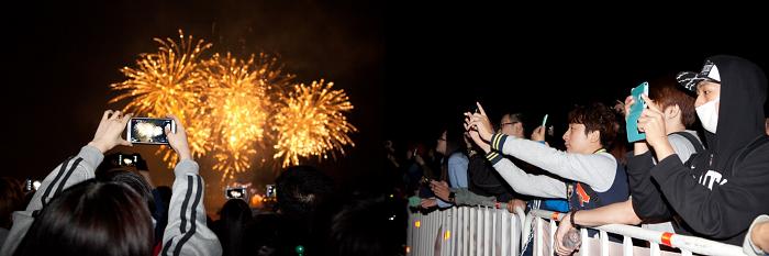 한화, 한화데이즈, 한화그룹, 한화블로그, 한화와함께하는서울세계불꽃축제, 한화 불꽃축제, 불꽃축제, 불꽃쇼, 서울세계불꽃쇼, 서울불꽃쇼, 여의도 불꽃축제, 서울불꽃축제, 무한도전, 비긴어게인, 비긴 어게인, 히든싱어, 이벤트, 이벤트 존, 포토 존, 커플, 솔로, 불꽃축제 명당, 명당, 귀차니즘, 귀차니스트, 공연, 버스킹, 자라섬, 자라섬재즈페스피벌, 재즈페스티벌, 축제, 한국, 중국, 이탈리아, 영국, 클린캠페인, 한강, 한강고수부지, 타임랩스