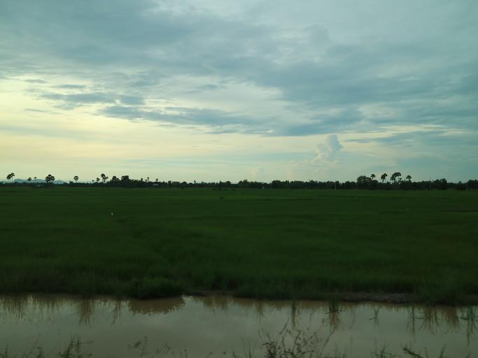 캄보디아 지리와 기후