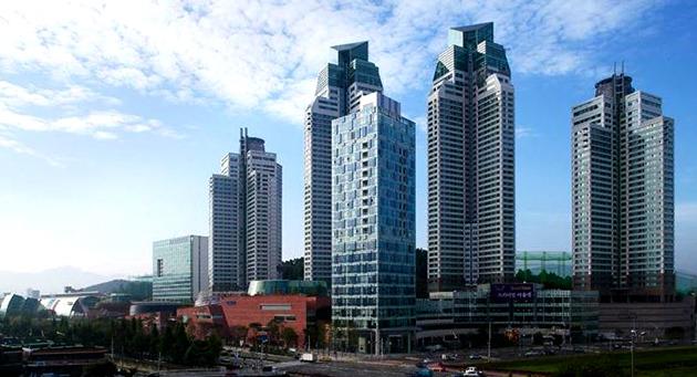 창원 고층 빌딩