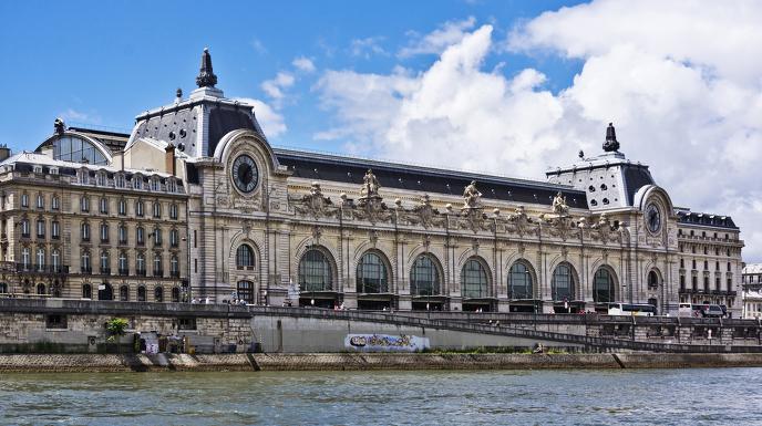 프랑스 파리 오르세 미술관