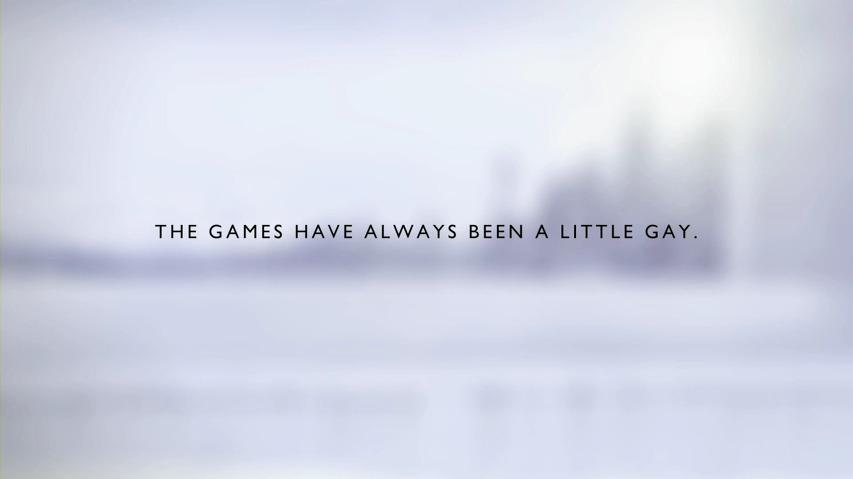 캐나다 다양성과 포용 협회의 러시아 동성애금지법 반대를 위한 소치올림픽 광고 - '루지'편 [한글자막]