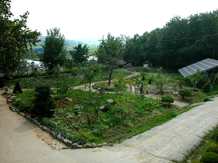 풀무농업고등학교 학교숲 야외숲