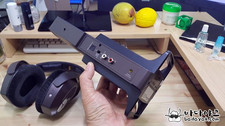 젠하이저 무선 헤드폰 RS 시리즈
