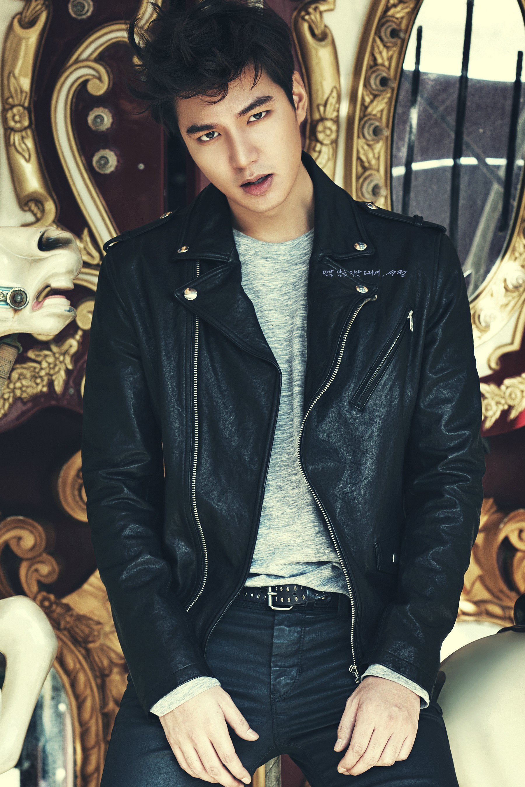 【Scans HD】Lee Min Ho en la Revista High Cut Vol.137