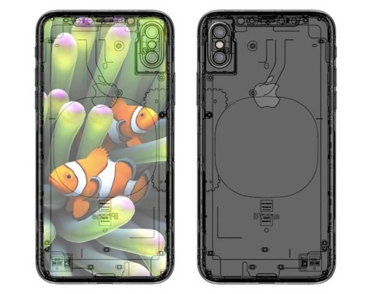 아이폰8의 전면 풀스크린과 후면 지문센서, 안드로이드를 닮아간다?