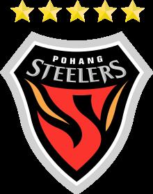 Pohang Steelers emblem(crest)