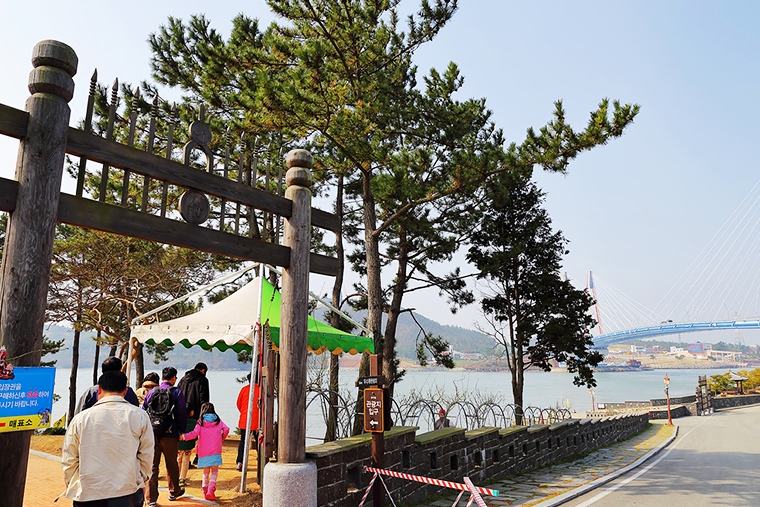 우수영관광지 해남 가볼만한곳 해남여행 추천