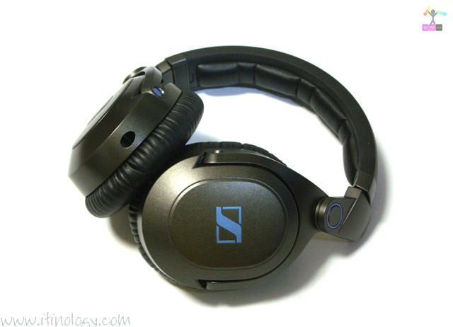프로페셔널 DJ를 위한 헤드폰 젠하이저 HD7 DJ / Sennheiser HD7 DJ