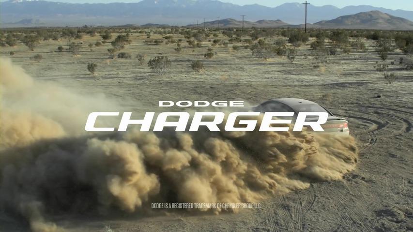 닷지 차저(Dodge Charger)의 패기넘치는 TV광고 - 포스터(Poster)편 [한글자막]