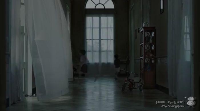 문메이슨, 형제, 광고, 올레, 기가 와이파이, giga wiifi, 납량특집, 영화