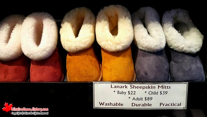 영국 양 가죽 신발