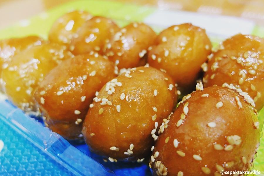 통영오미사꿀빵