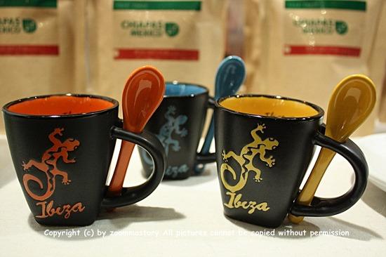 커피박람회, 커피잔