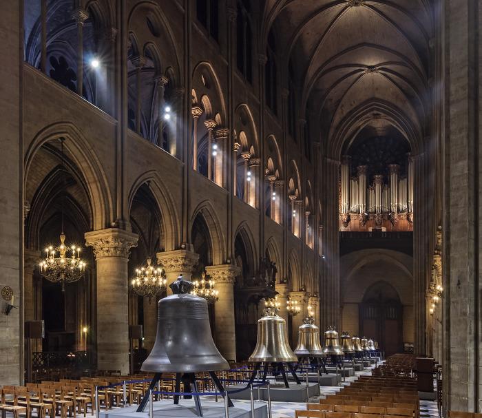 노트르담 대성당 Notre Dame Cathedral 내부