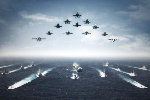 미해군 함대 US Navy Fleet