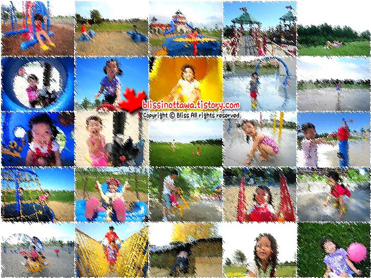 용감한 아이로 키우기 캐나다 오타와 놀이터 Canada Ottawa Playgrounds