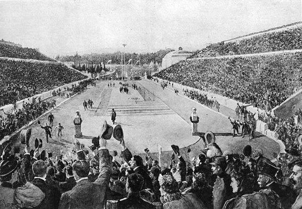제1회 아테네 올림픽