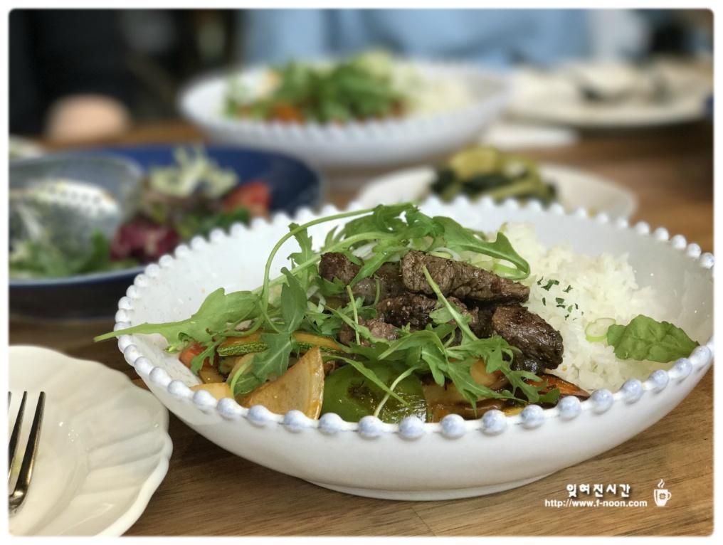 대전맛집 Culinaria - 스테이크밥