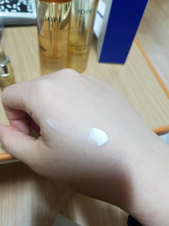 한율 미백 선크림
