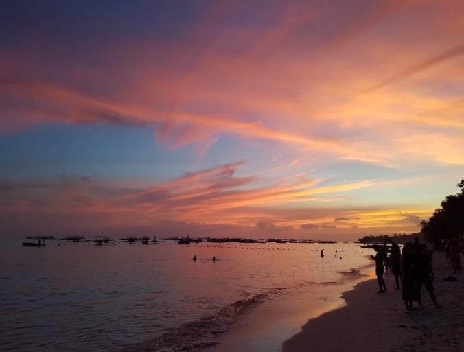 필리핀 해변