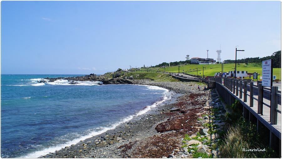 동해안 절경 간절곶 해변