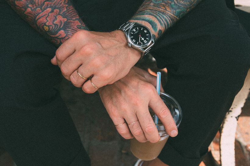 전천후 손목시계 Tudor Ranger