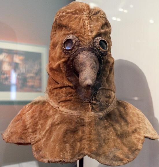 새부리가면 Bird Masks (Plague doctors mask)