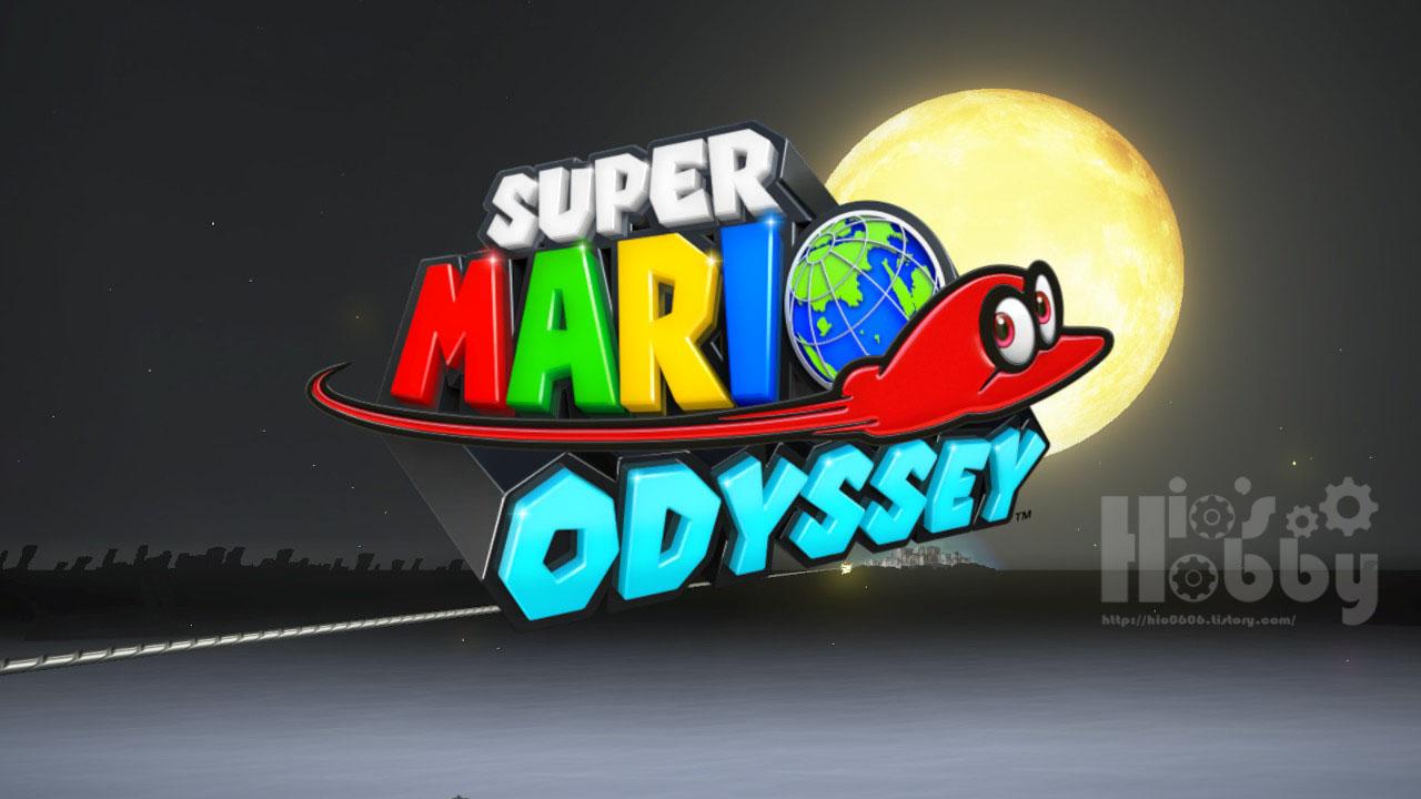 [스위치][2인용 추천] 마리오 오디세이