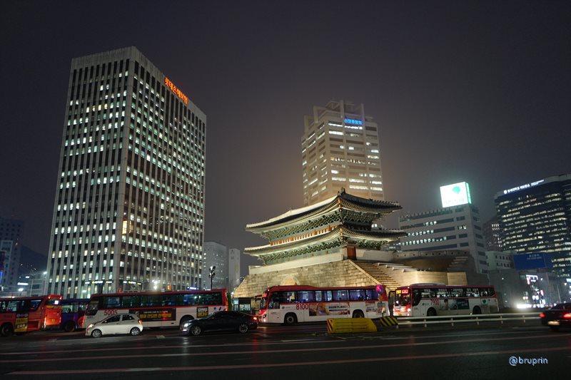 [BP/WU] 미세먼지 가득한....서울