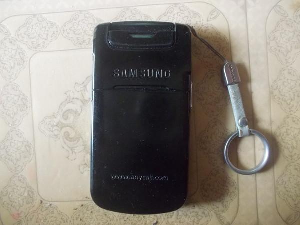 삼성 애니콜 SCH-S510 뒷면 모습