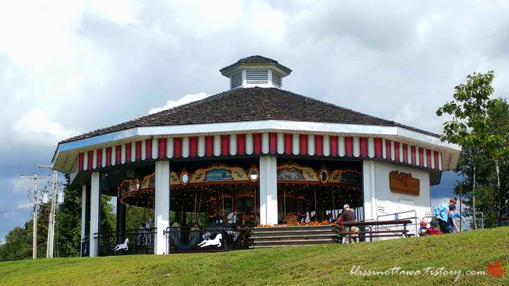 온타리오 주 노스 베이 놀이공원입니다