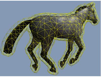 OpenGL ES vertex