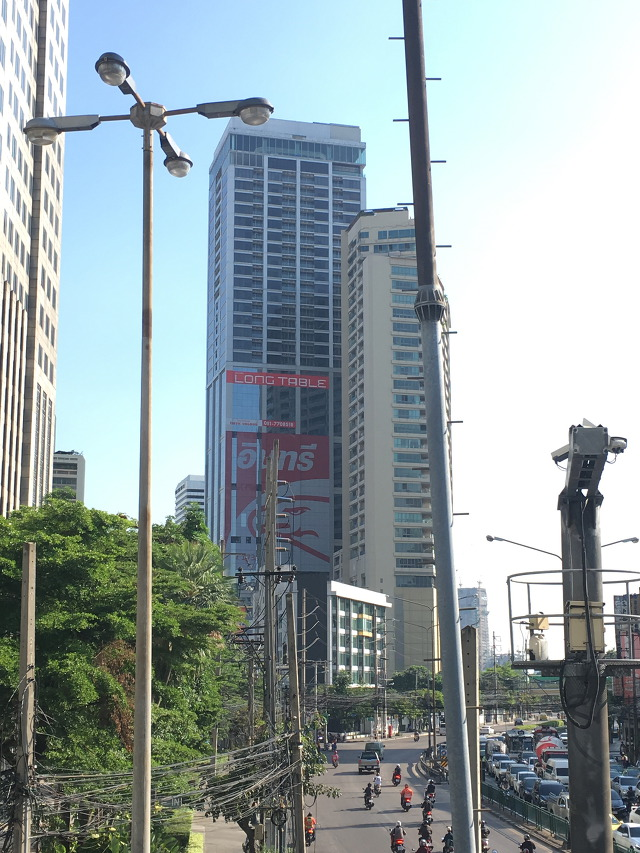 [세번째 나홀로 여행 7탄] 방콕 '컬럼방콕 호텔'