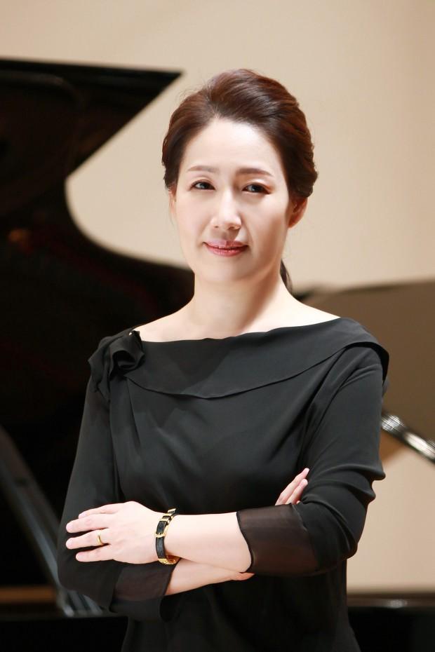 피아니스트 이혜영, 숙명여자대학교 음악대학 교수