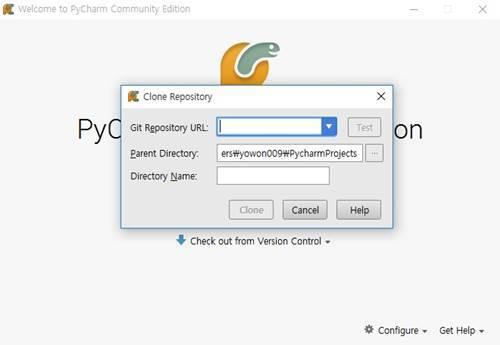 python gui 프로그래밍