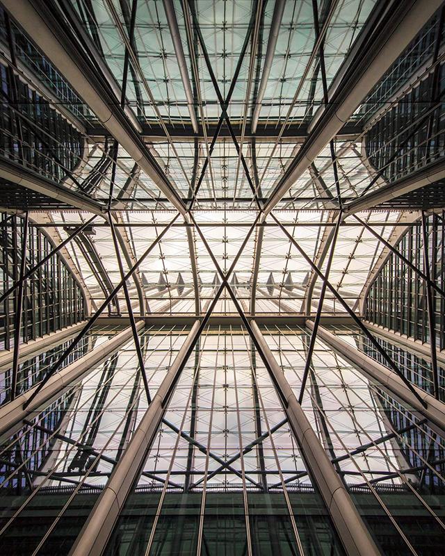 건물의 아름다움을 사진으로 담는 스위스 사진사 'Philipp Heer'