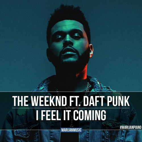The Weeknd - I Feel It Coming (ft. Daft Punk)