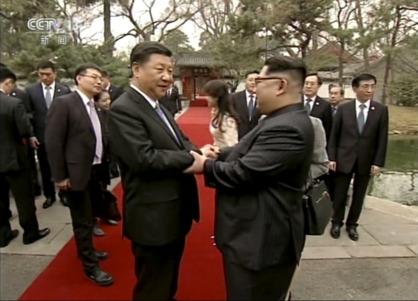 日 매체, 김정은, 시진핑에게 대규모 경제협력·체재보장 요구