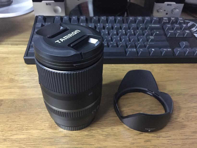 탐론 16-300mm 렌즈