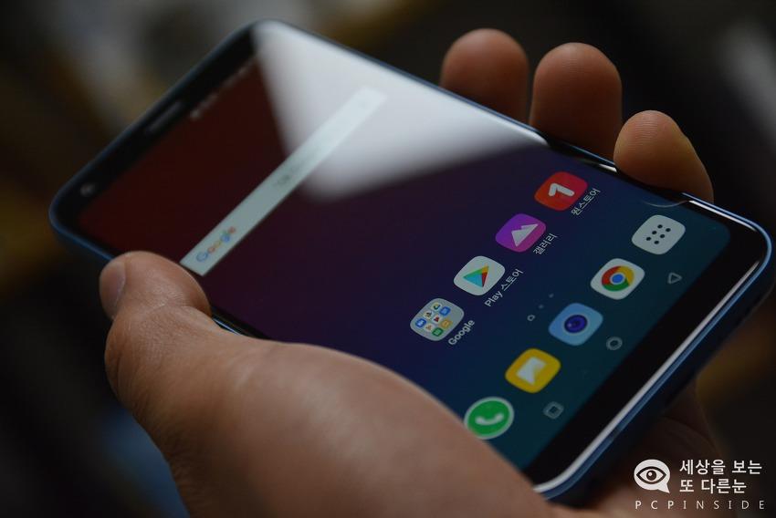 LG Q7+를 먼저 만나다. 갖출건 다 갖춘 Q7+, G7씽큐 대안이 될까?