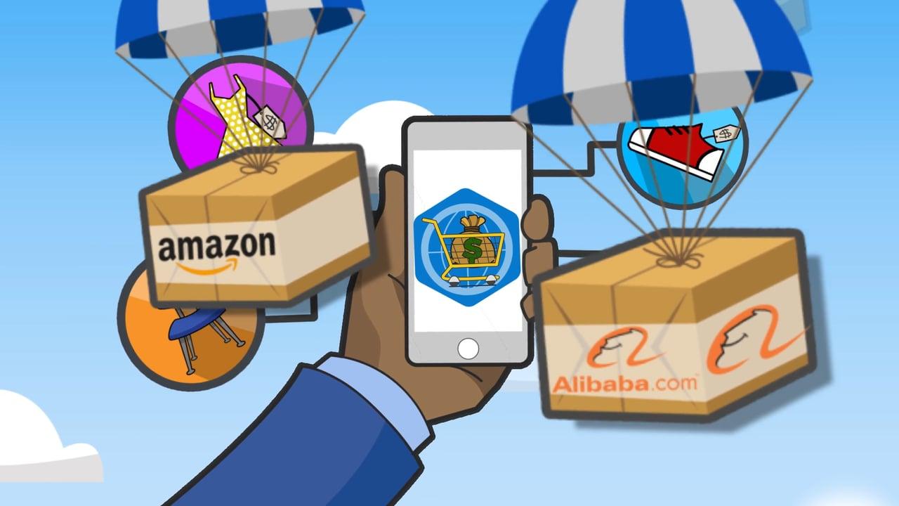Amazon and Alibaba