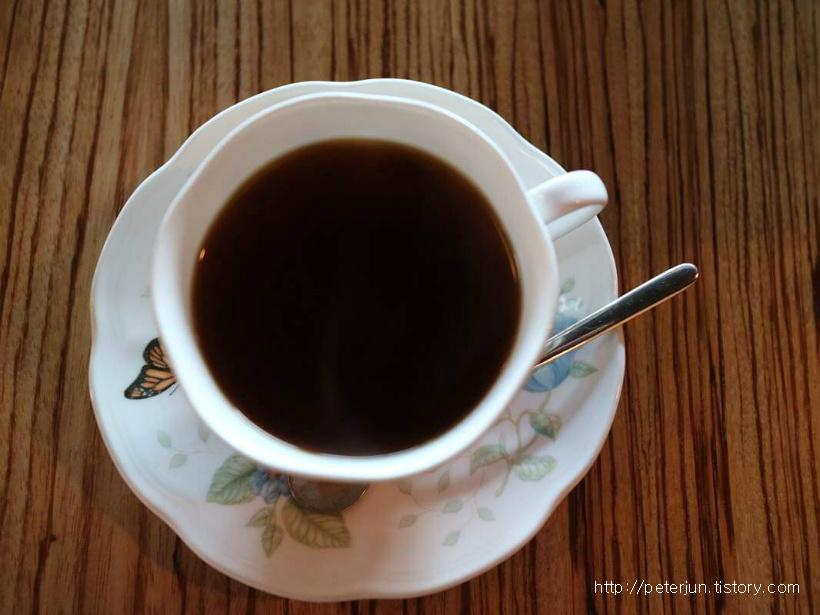 마일드 블랜드 커피