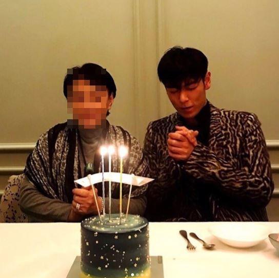 탑 최승현 30세 생일 축하 사진