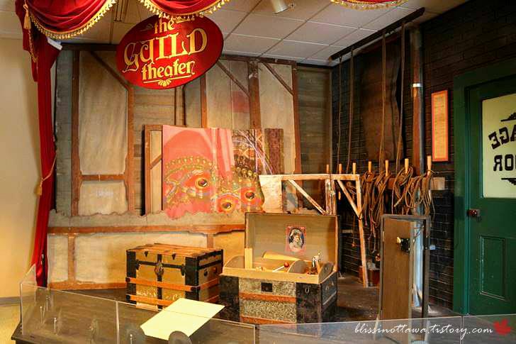 19세기 극장입니다